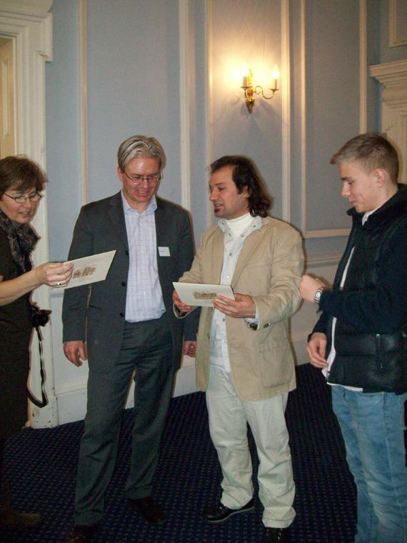 Українська традиція стипендіата